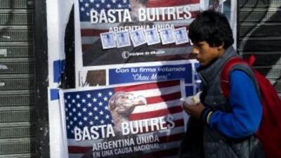 La deuda argentina sometida a la legislación extranjera ya ha sido coloc...