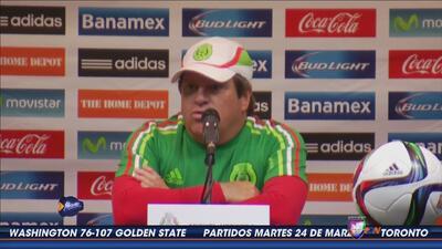 Herrera: ''Apoyamos a los equipos de Herrera y Layún, que no estarán en...