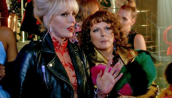 'Absolutely Fabulous: The Movie', cariño
