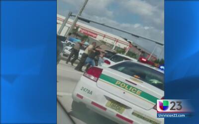 Revelan video de otro testigo de tiroteo policial que dejó a un hombre m...