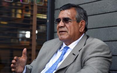 El abogado de 'El Chapo', José Refugio Rodríguez.
