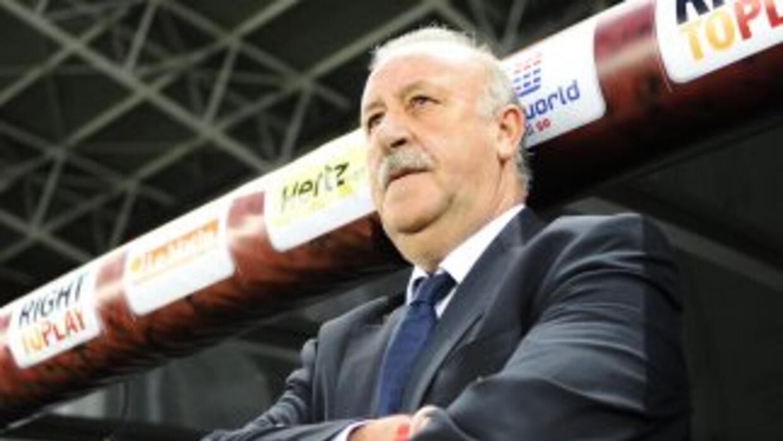 Vicente Del Bosque dejó abiertas las puertas para un posible llamado de...