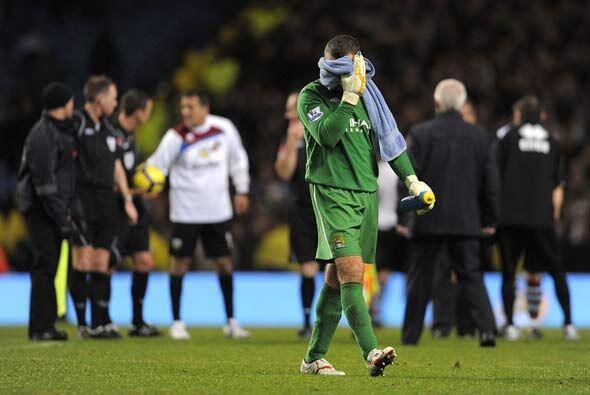 El Burnley logró empatar 3-3 como visitante en una de las sorpres...
