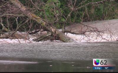 Bastrop es azotado nuevamente por las inundaciones