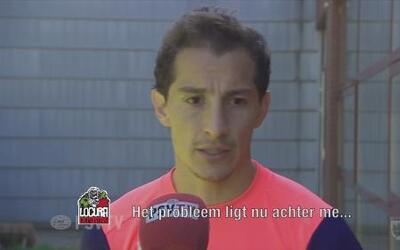 Andrés Guardado espera tener minutos contra el Ajax