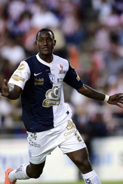 Jaimen Ayoví jugará por fin con los Xolos de Tijuana quienes se habían h...