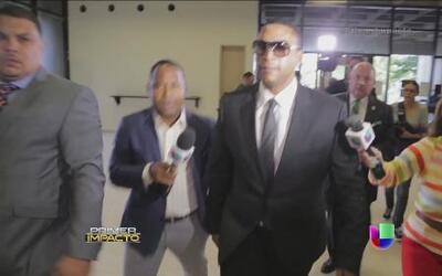 Ex novia de Don Omar no se presentó en la primera audiencia en contra de...