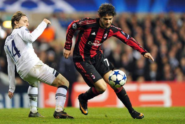 Los 'rossoneri' salieron al partido con la convicción de marcar e...
