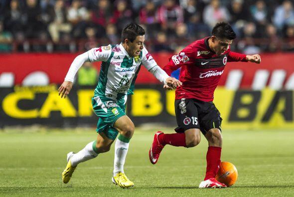 El León vuelve a meterse al estadio Caliente buscando la clasific...