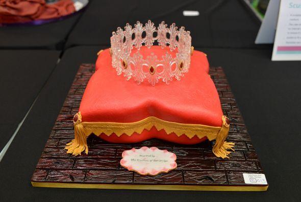 O la corona de una princesa.