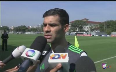 México va con todo contra Holanda