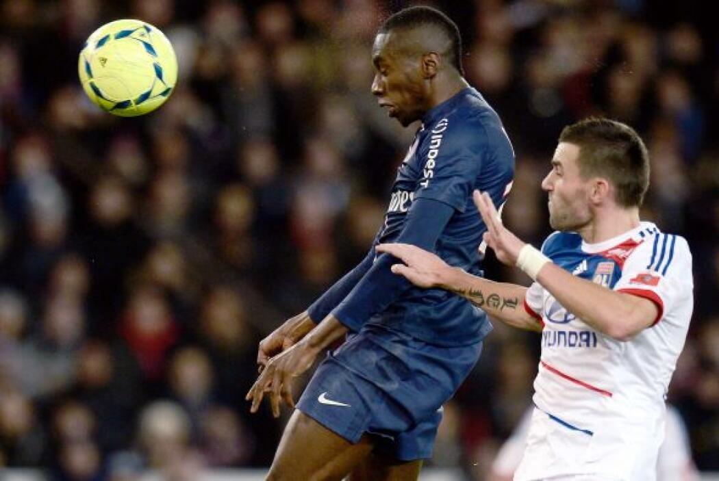Este mediocampista escudo juega para el París Saint-Germain.
