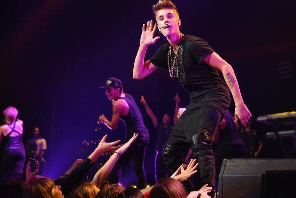 """Justin Bieber es una máquina de éxitos, para muestra basta la canción """"B..."""