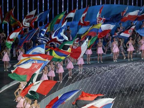 Los Mundiales de Natación de Barcelona 2013 recogieron en Shangai...