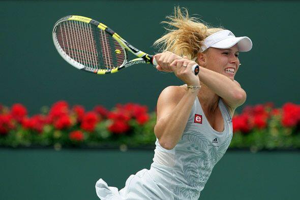 La danesa Caroline Wozniacki fue la subcampeona de la edición 2010 del t...
