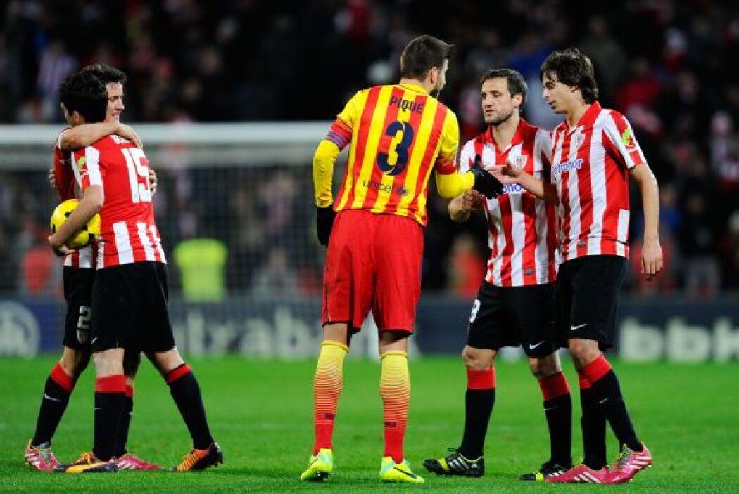 Más complicado lo tendrá el Barcelona, que jugará como visitante el Derb...
