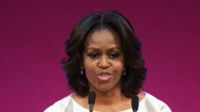 La primera dama de Estados Unidos, Michelle Obama.