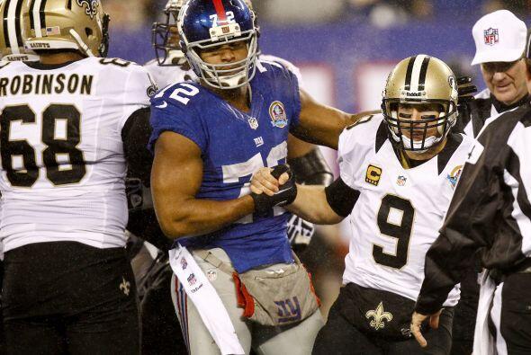 Los New York Giants lograron una aplastante victoria de 52-27 sobre los...