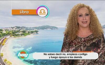 Mizada Libra 03 de mayo de 2016