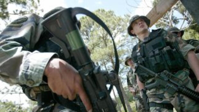 """El Salvador será anfitrión de """"Fuerzas Comando 2011"""" donde participarán..."""