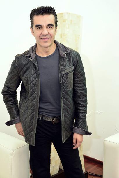 El actor anunció que será uno de los protagonistas de la nueva telenovel...