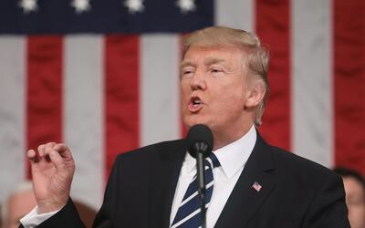 ¿Cómo ha sido la política nacional de Trump en sus primeros 100 días de...