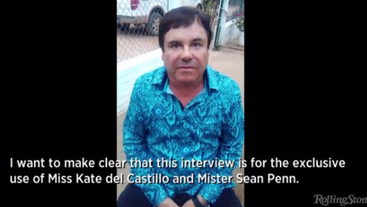 chapo entrevista rolling stone