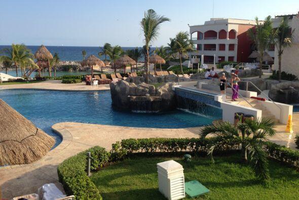 Gracias a hard rock hotel y top vacation que hacen posible que 40 de nue...