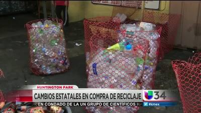 Nuevas restricciones para reciclar en CA