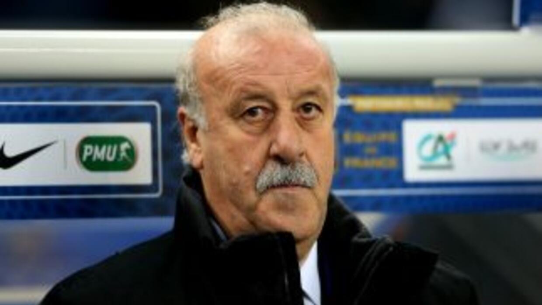 El 'Bigotón' aún no está seguro de abandonar su cargo coo entrenador de...