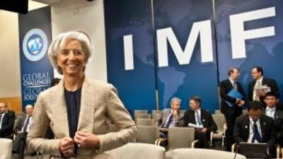 Entre los asistentes estará la directora gerente del Fondo Monetario Int...