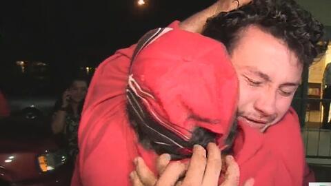 Josué Romero, un 'Dreamer' que fue liberado tras dos días de det...