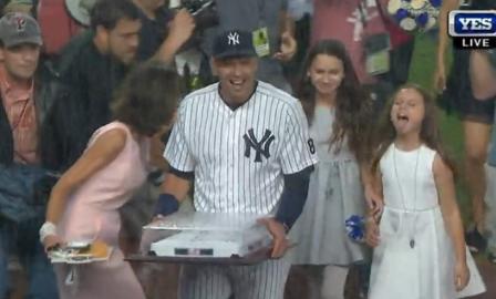 """Alex Rodríguez dijo adiós a los Yankees: """"Dios sabe qué pase en el futuro"""""""