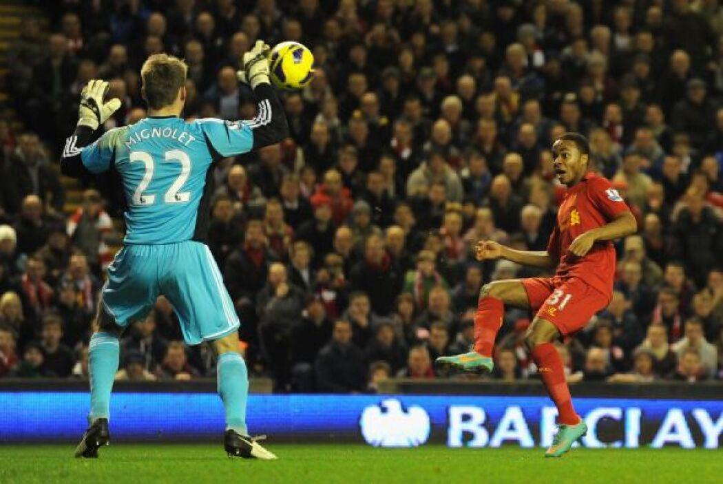 Los 'Reds' dieron un partido redondo jugando en Anfield.
