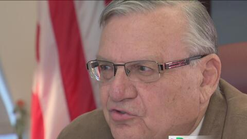 Joe Arpaio quiere negar a fiscales en juicio por desacato en su contra