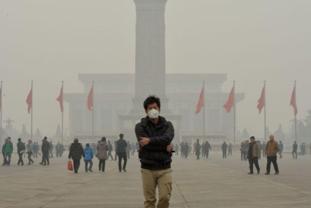 El combate a la contaminación ha pasado a los primeros planos de la agen...