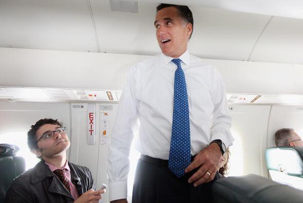 De 1986 a 1994, Romney dirigió la diócesis mormona en Boston, una funció...