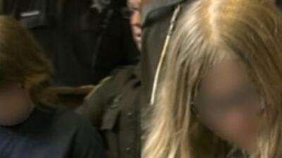 Dos niñas de doce años apuñalan a su amiga