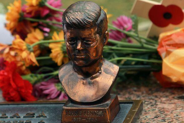 Millones de norteamericanos recordaron a John F. Kennedy