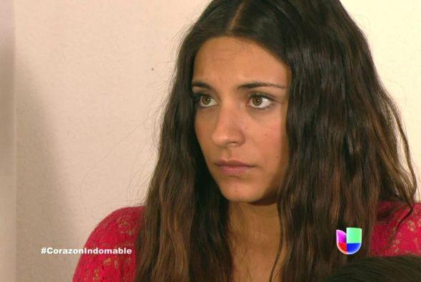 Maricruz está sorprendida, don Alejandro le ofreció irse a vivir a su ca...
