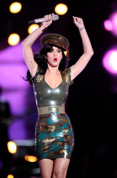 La sensualidad es algo que caracteriza a  Katy Perry. ¿Ser&aacute...