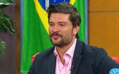 Marcelo Córdoba visitó la casita de Despierta América