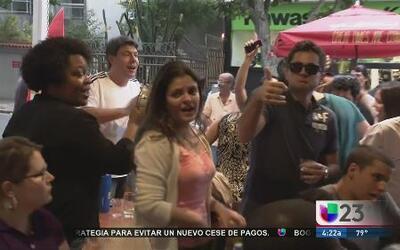 Fiesta y samba, símbolos de la identidad brasileña