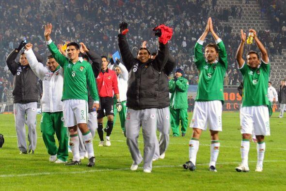 En el 2000 México volvería a toparse con Bolivia en partido amistoso, lo...