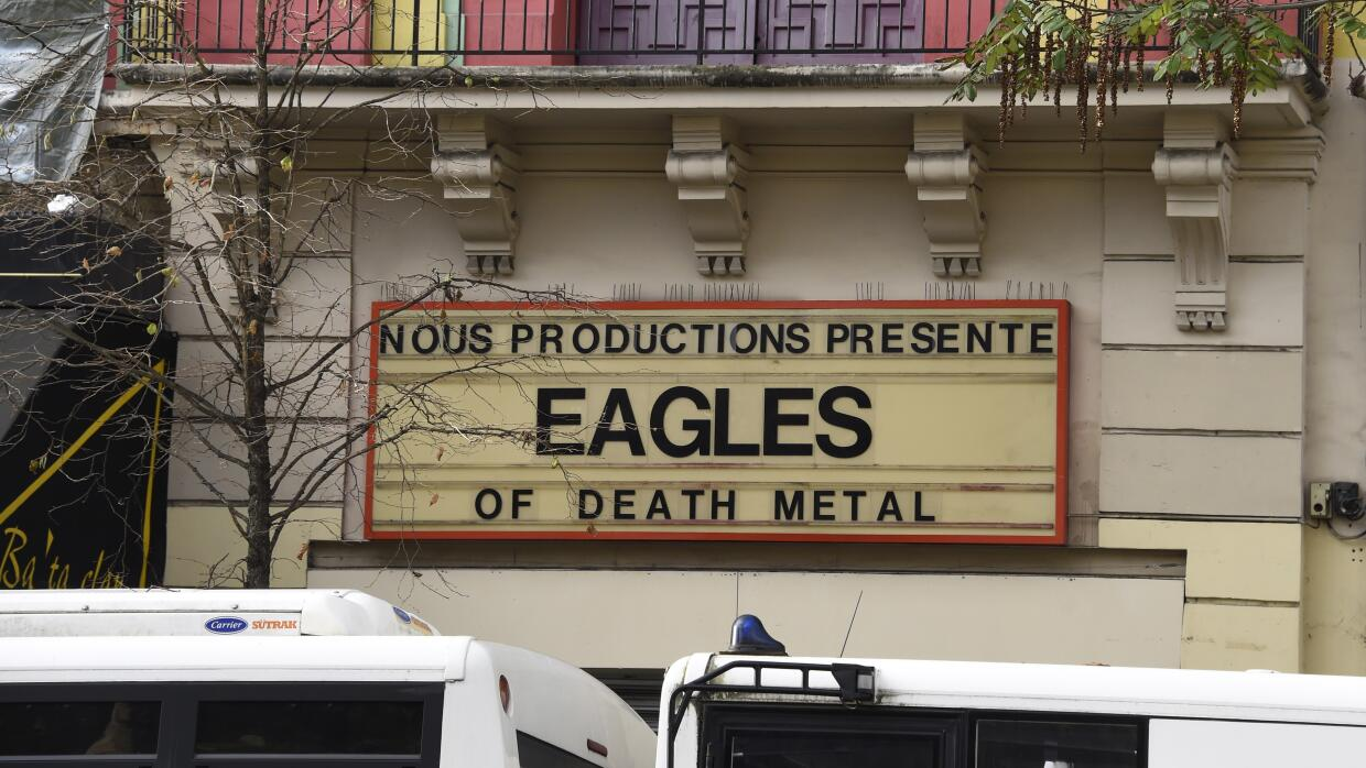 The Eagles of Death Metal se presentaron en un concierto en Bataclan.