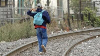 Los testimonios de inmigrantes secuestrados en Méxicoretratan el horror...