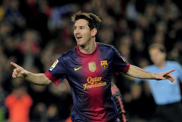Pareciera que el Once ideal ya debería llamarse 'Lionel Messi y 1...