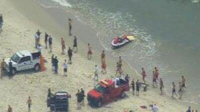 Salvavidas de Long Island recuperaron el cuerpo sin vida de una peque?a...