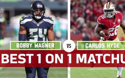 Las claves en el San Francisco 49ers vs. Seattle Seahawks