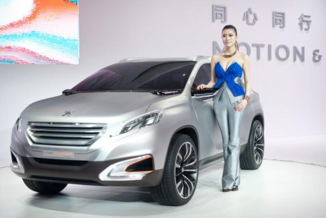 La personalidad urbana y juvenil a tono con el diseño de la Peugeot Urba...
